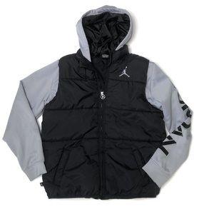Youth XL Jordan Hooded Jacket